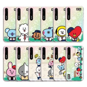 bt21,universtar school graphic light up case